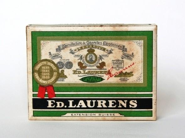 Изображение 31. Ретроспектива сигаретной пачки.. Изображение № 31.