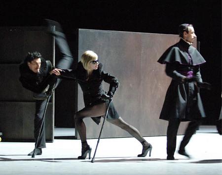 Collaborators Театр начинается свешалки. Изображение № 3.