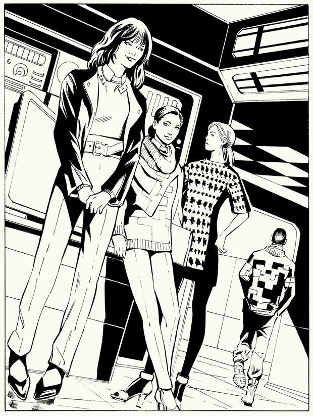 Филлип Лим выпускает комикс с авторами «Звездных войн». Изображение № 2.