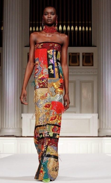 Изображение 7. Неделя Моды в Нью-Йорке. New York Fashion Week.. Изображение № 9.