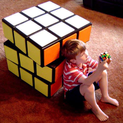 Кубик Рубика. Изображение № 2.