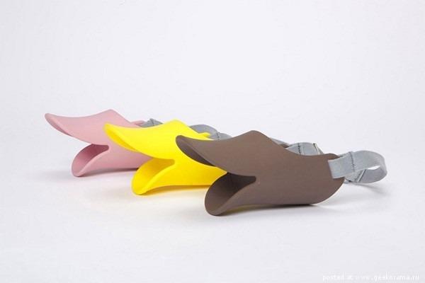 Проект дизайнеров-юмористов Quack Muzzle . Изображение № 1.