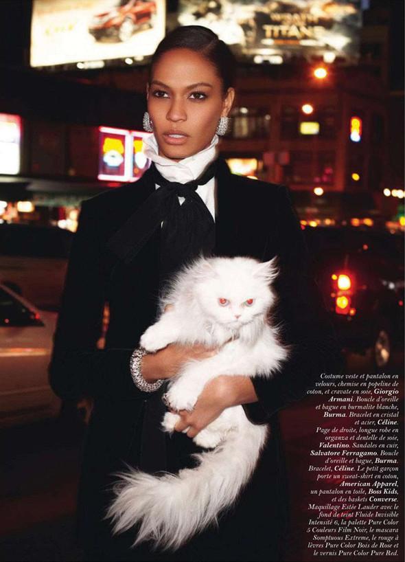 Съёмки: Playing Fashion, Schon, Vogue и другие. Изображение № 67.