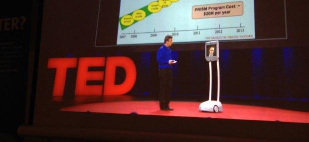 Прямая трансляция с конференции TED, день 1. Изображение № 7.