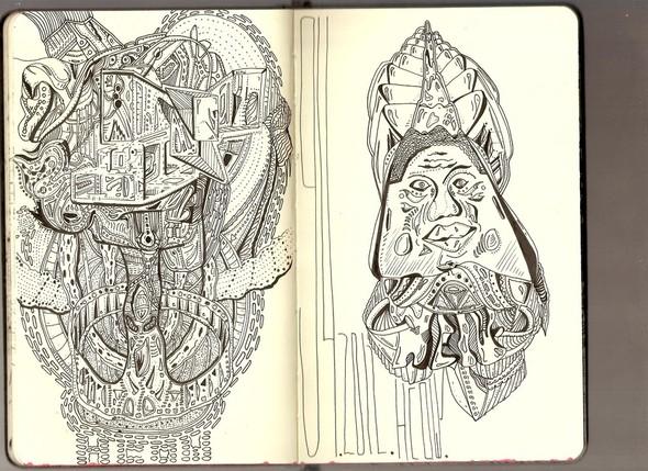 Молескин и безобразие. Изображение № 11.
