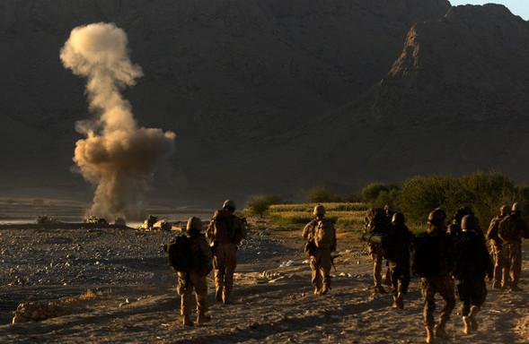 Афганистан. Военная фотография. Изображение № 74.