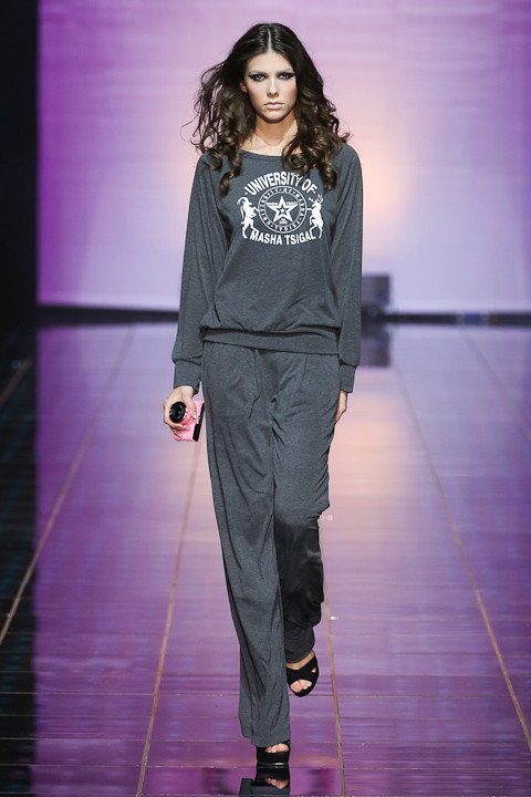 Masha Tsigal Autumn/Winter 12-13 Volvo Fashion Week. Изображение № 11.