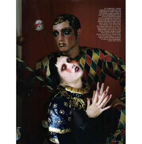 Изображение 84. Dance, dance, dance: 10 съемок, вдохновленных балетом.. Изображение № 91.