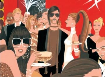 Jordi Labanda – иллюстратор современной жизни. Изображение № 12.