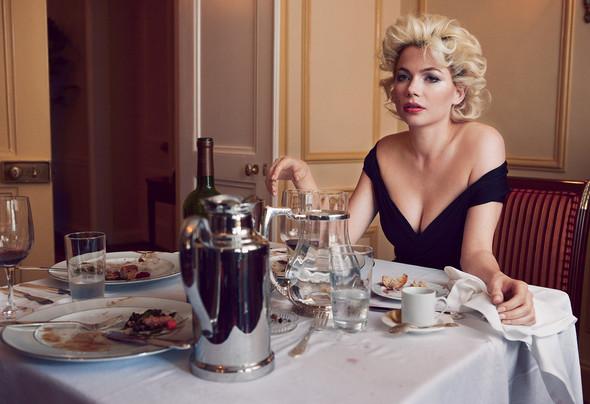 Съёмка: Мишель Уильямс для Vogue. Изображение № 2.
