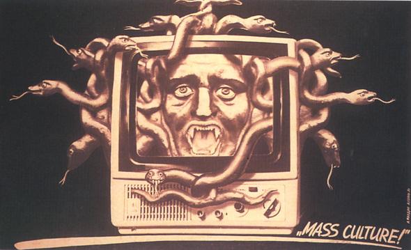 Искусство плаката вРоссии 1884–1991 (1991г, часть 6-ая). Изображение № 9.