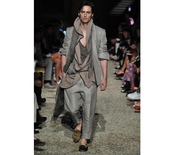 Хайдер Акерманн прекратил работу над мужской одеждой. Изображение № 1.