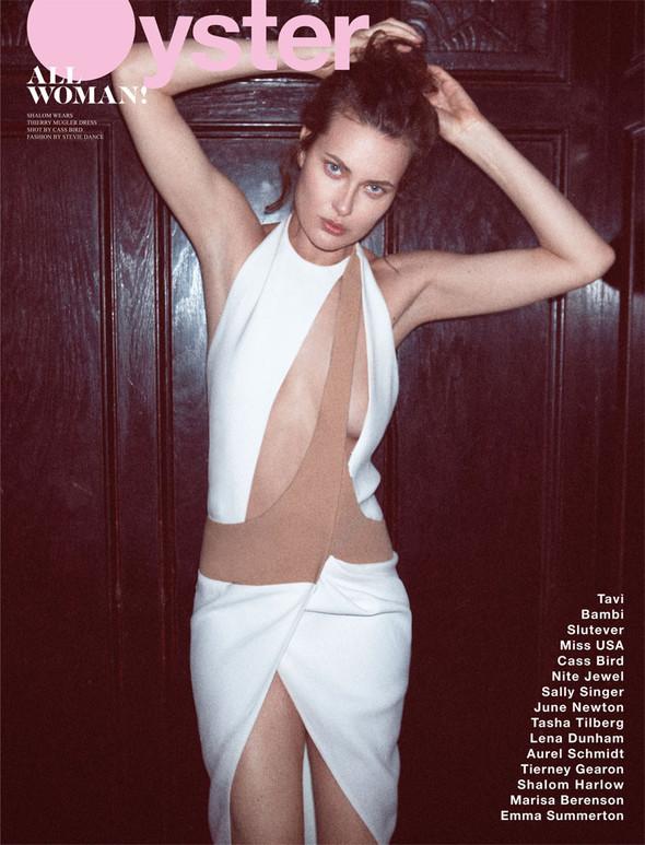Обложки: Dazed & Confused, Vogue и другие. Изображение № 2.