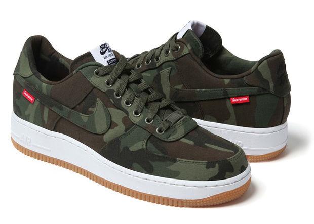 Nike поработали с DSM и Supreme к юбилею Air Force 1. Изображение № 9.