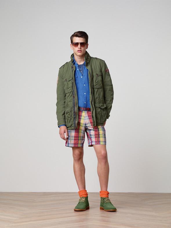 Лукбук: Tommy Hilfiger Sportswear SS'12 (мужская и женская коллекции). Изображение № 10.