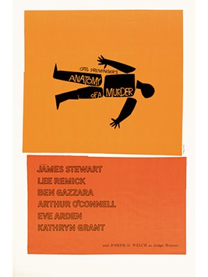 Anatomy of a Murder, 1959. Изображение № 6.
