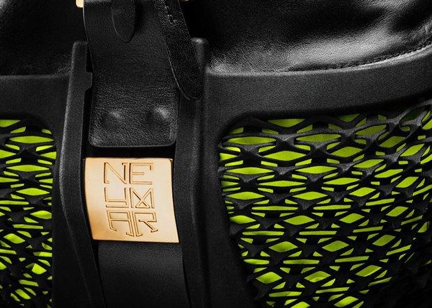 Nike представила напечатанную на 3D-принтере сумку. Изображение № 4.
