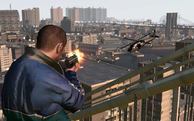 Grand Theft Auto IV. Изображение № 1.
