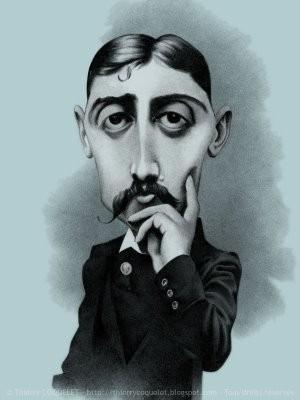 Карикатуры на писателей. Изображение № 41.