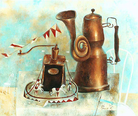 Наивная живопись Светланы Румак. Изображение № 35.