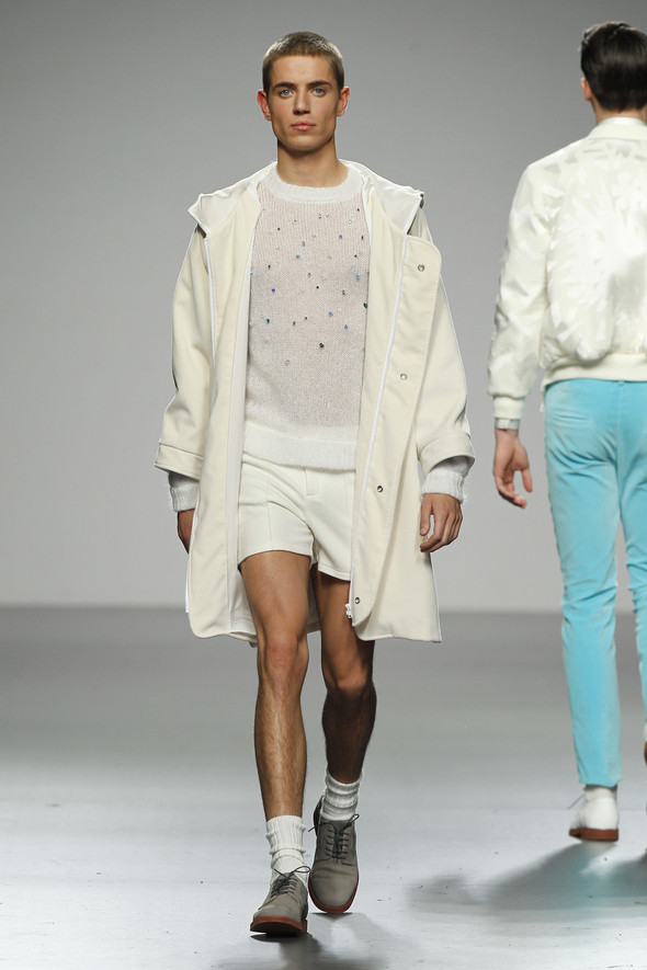 Madrid Fashion Week A/W 2012: River William. Изображение № 6.