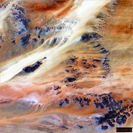 Фотографии Земли, снятые соспутников NASA. Изображение № 13.