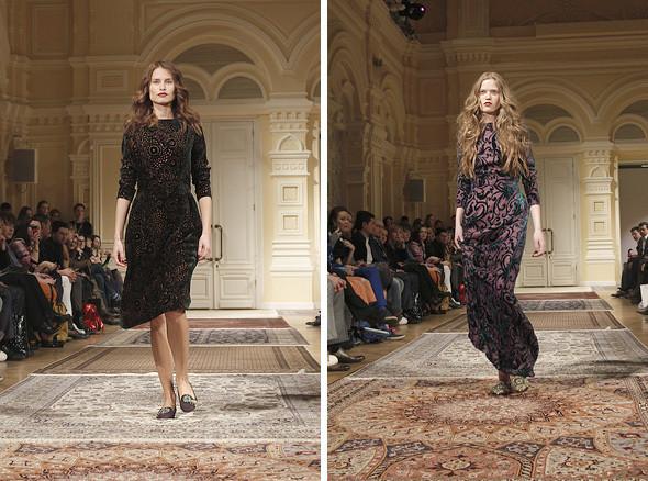 Изображение 12. A'la Russe FW 2011: пальто в пол и широкие брюки.. Изображение № 12.