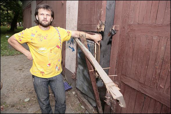 2010-05-15. Москва. Дом Наркомфина. Выставка со взломом. Изображение № 2.