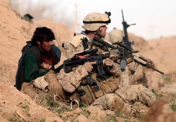 Афганистан. Военная фотография. Изображение № 193.