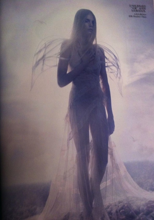 Съёмка: Кара Делевинь в объективе Сольве Сундсбо. Изображение № 4.