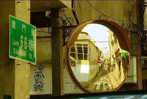 Уличные зеркала. Изображение № 2.