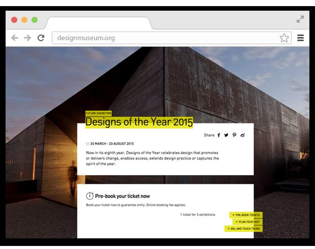 5 вкладок: лучший дизайн года, «Одержимость» и другое. Изображение № 5.