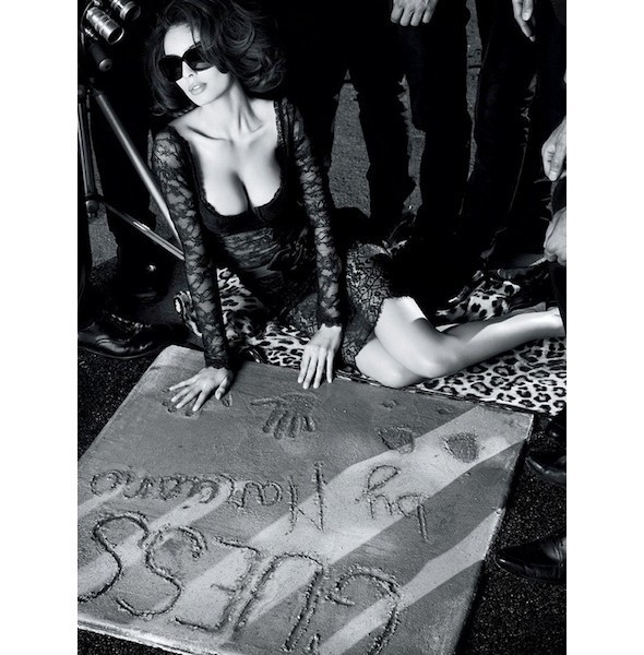 Изображение 60. Рекламные кампании: Chanel, Donna Karan, Stella McCartney и другие.. Изображение № 59.