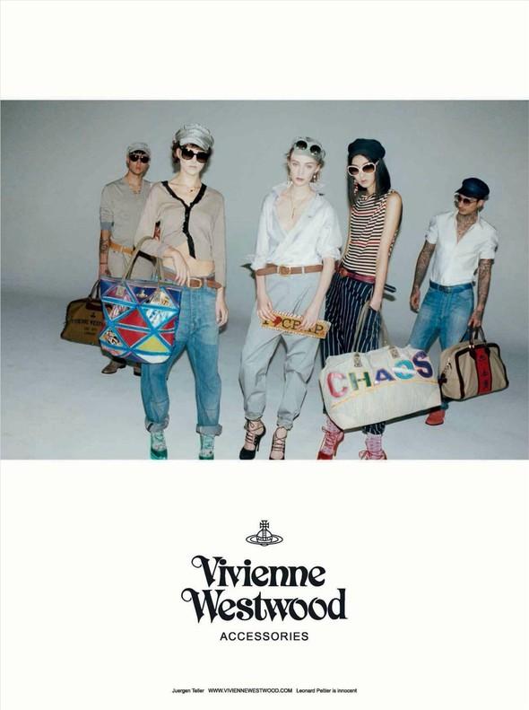 Превью кампаний: Tommy Hilfiger, Max & Co и Vivienne Westwood. Изображение № 4.