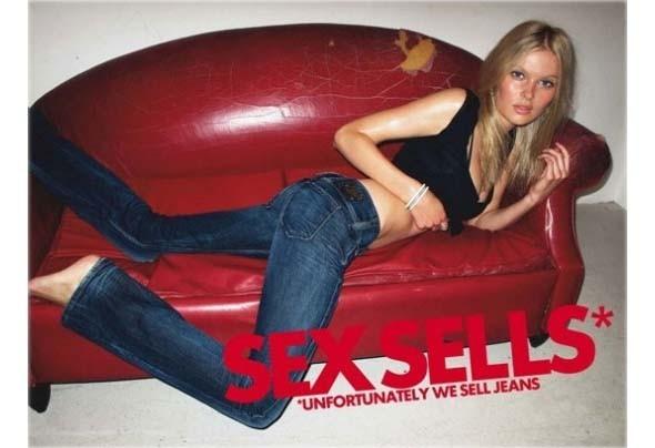 Секс продается: рекламная кампания Diesel. Изображение № 6.