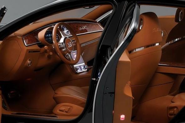 Новый Bugatti Galibier 16C. Изображение № 22.