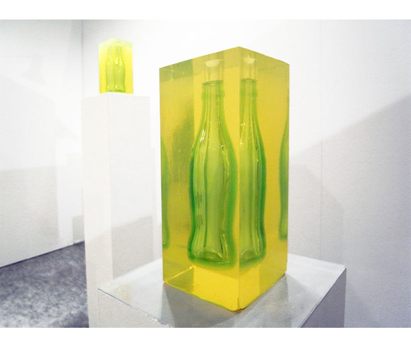 «Янтарная бутылка» корейского дизайнера Чэука Чжуна. Изображение № 39.