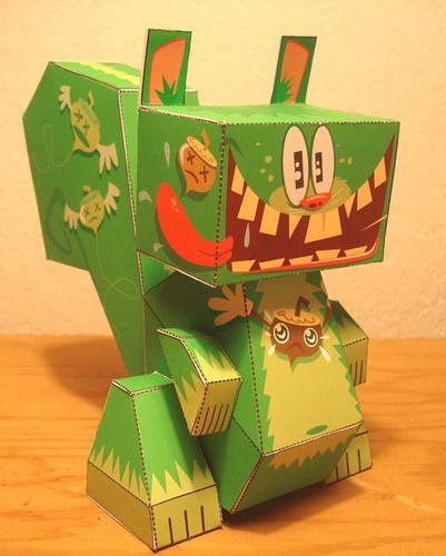 Paper Toys. Изображение № 3.