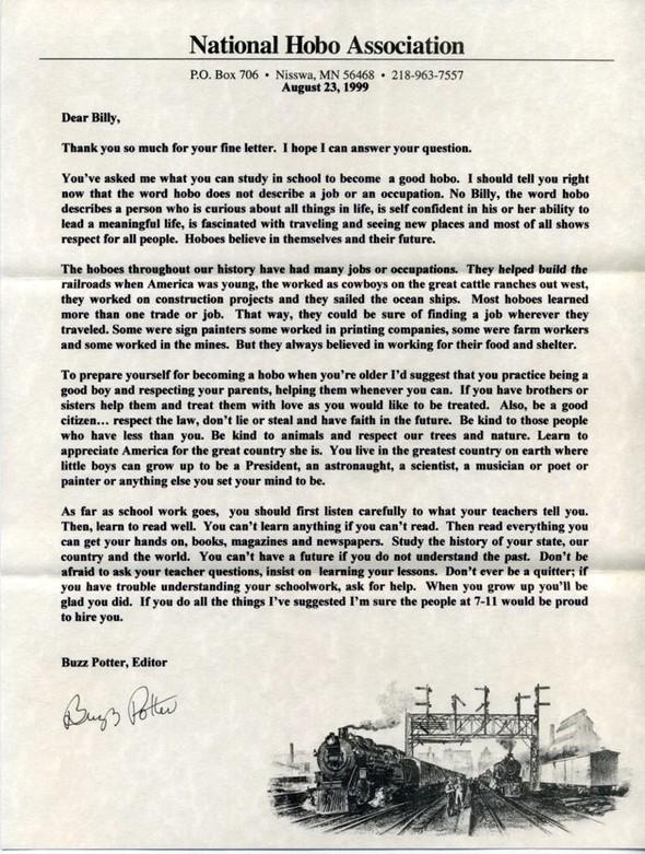 Письма маленького Билли известным и не очень людям. Изображение № 7.