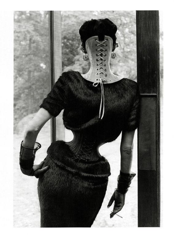 Съёмка: Стелла Теннант в объективе Стивена Майзела. Изображение № 10.