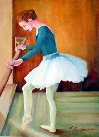 Lisa Fittipaldi - слепой художник. Изображение № 11.