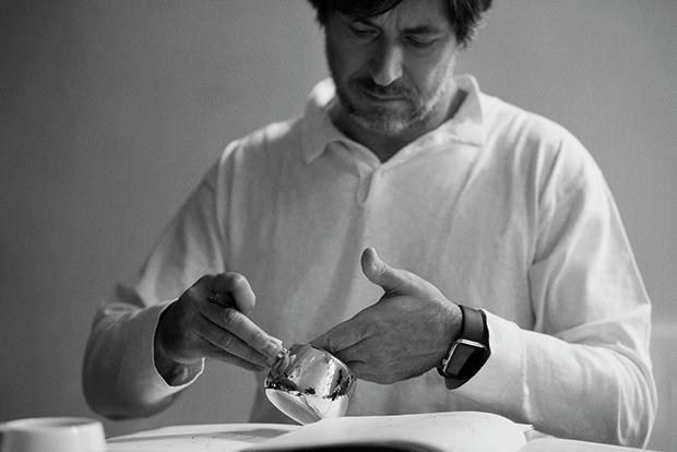 Дизайнер Марк Ньюсон создал серебряный чайный сервиз. Изображение № 22.