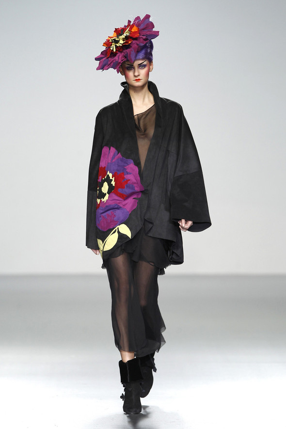 Madrid Fashion Week A/W 2012: Elisa Palomino. Изображение № 15.