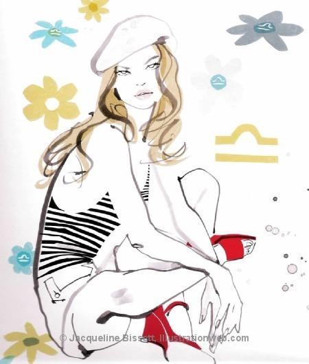 Иллюстратор Жаклин Биссет. Изображение № 19.