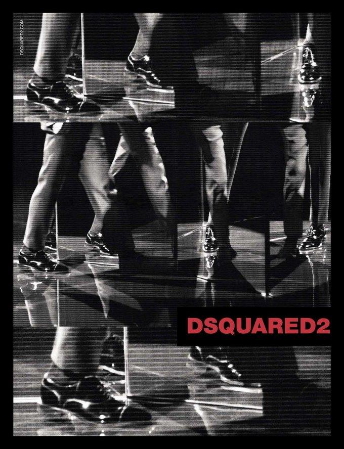 Дизайнеры Dsquared² переоделись в женщин для своей кампании. Изображение № 3.