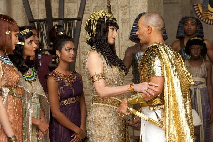 Вышел трейлер фильма Ридли Скотта с Кристианом Бэйлом в роли Моисея. Изображение № 2.