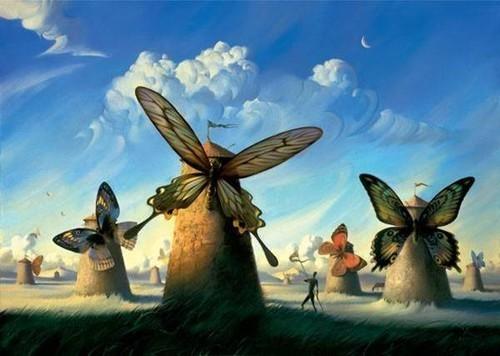 Владимир Куш: сюрреализм родом изРоссии. Изображение № 42.