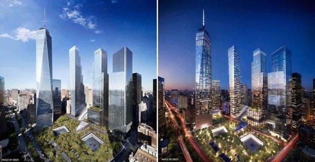 Представлен проект третьей повысоте башни Манхэттена. Изображение № 8.