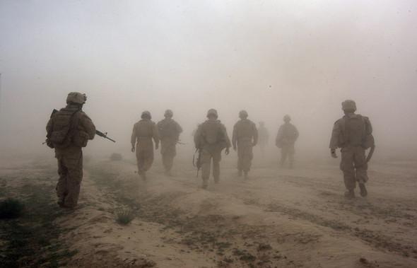 Афганистан. Военная фотография. Изображение № 308.