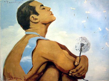 Ветреный художник Шорин. Изображение № 15.